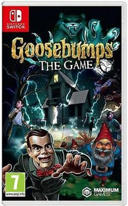 Goosebumps - (Code in a Box)
