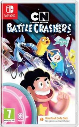 Cartoon Network Battle Crashers - (Code in a Box)