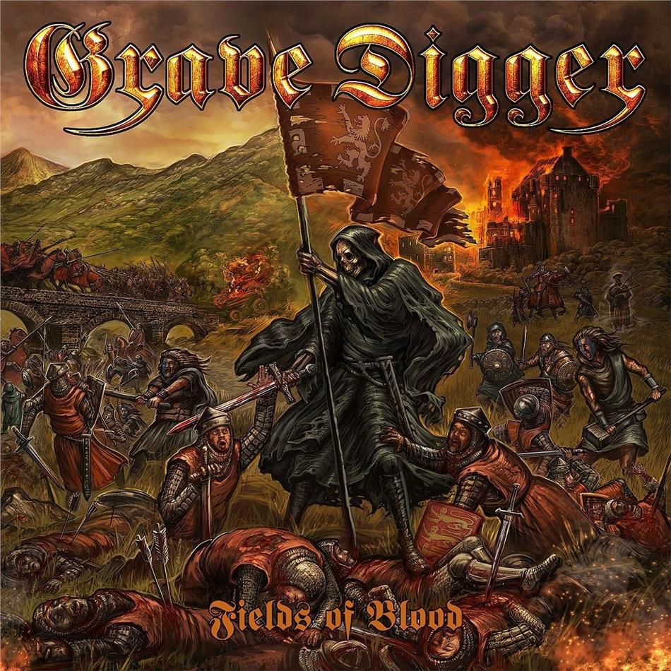 Grave Digger - Fields Of Blood (Digipack)