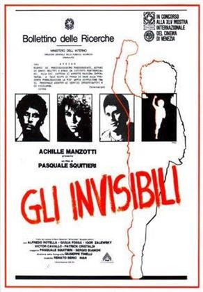 Gli invisibili (1988) (Riedizione)