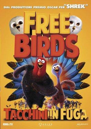 Free Birds - Tacchini in fuga (2013) (Riedizione)