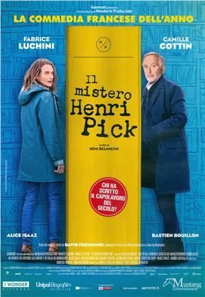 Il mistero Henri Pick (2019)