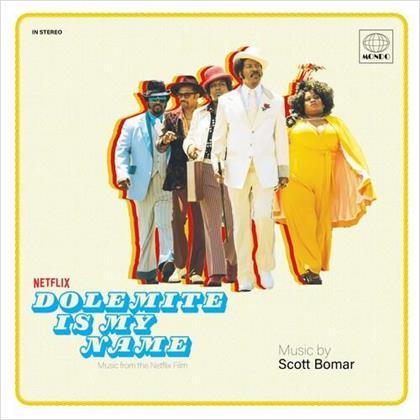 Scott Bomar - Dolomite Is My Name (Music From The Netflix Film) (Purple Vinyl, LP)