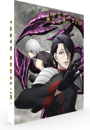 Tokyo Ghoul:Re - Partie 2/2 (Collector's Edition, 2 DVD)