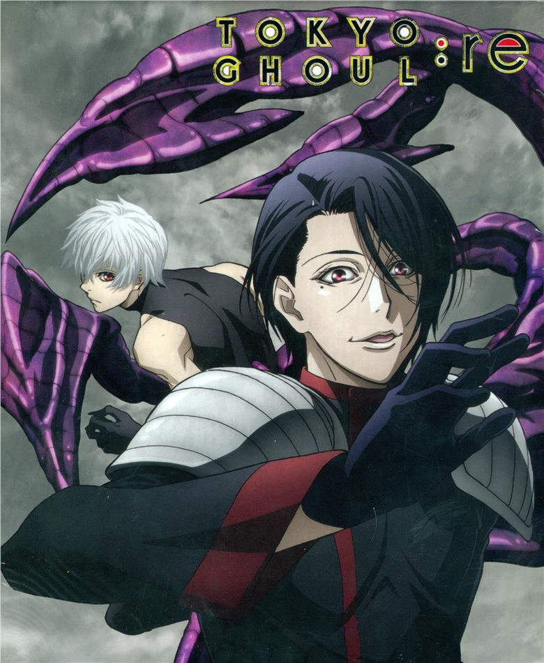 Tokyo Ghoul:Re - Partie 2/2 (Collector's Edition, 2 Blu-ray)