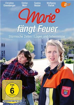 Marie fängt Feuer - Vol. 4 - Stürmische Zeiten / Lügen und Geheimnisse