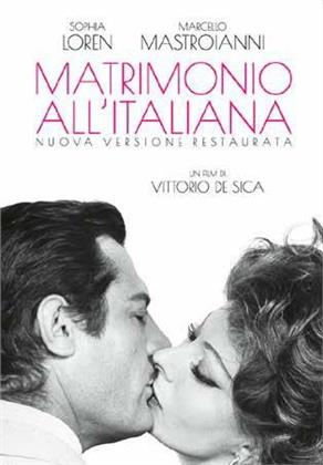 Matrimonio all'italiana (1964) (Versione Restaurata)