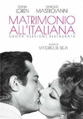 Matrimonio all'italiana (1964) (Versione Restaurata)