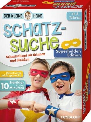 Der kleine Heine - Schatzsuche (Superhelden Edition)