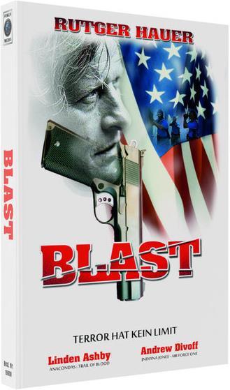 Blast (1997) (Grosse Hartbox, Limited Edition, Uncut)