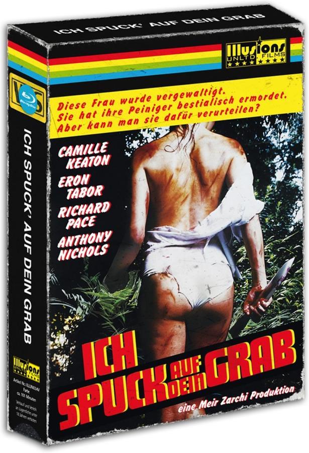 Ich spuck auf dein Grab (1978) (VHS-Edition, Limited Edition)