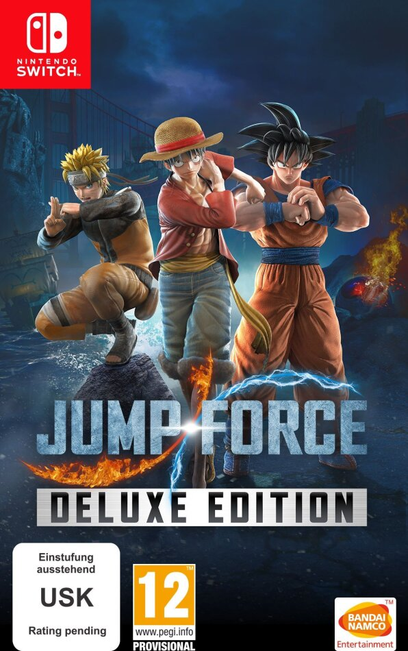 Jump Force (Édition Deluxe)