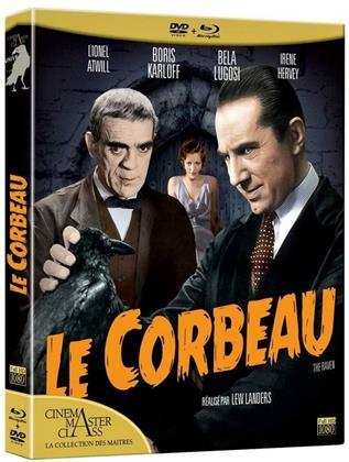 Le Corbeau (1935) (Cinema Master Class, Blu-ray + DVD)