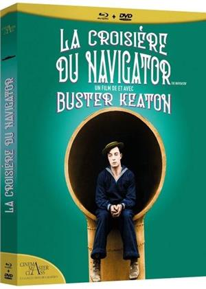 La Croisière du Navigator (1924) (Cinema Master Class, Blu-ray + DVD)