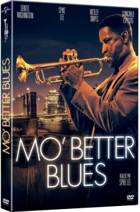 Mo' Better Blues (1990) (Blu-ray + DVD)