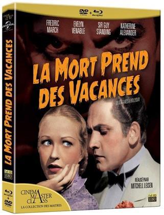 La mort prend des vacances (1934) (Blu-ray + DVD)