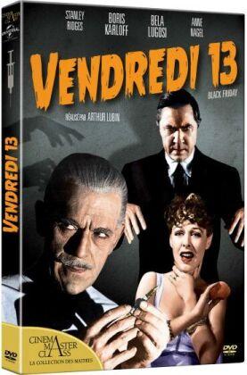 Vendredi 13 (1940) (Cinema Master Class)