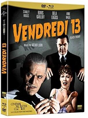 Vendredi 13 (1940) (Cinema Master Class, Blu-ray + DVD)