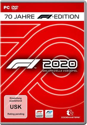 F1 2020 70 Jahre F1 Edition (German Edition)