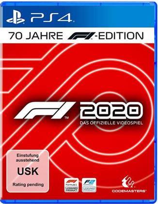 F1 2020 70 Jahre F1 Edition (German Edition)