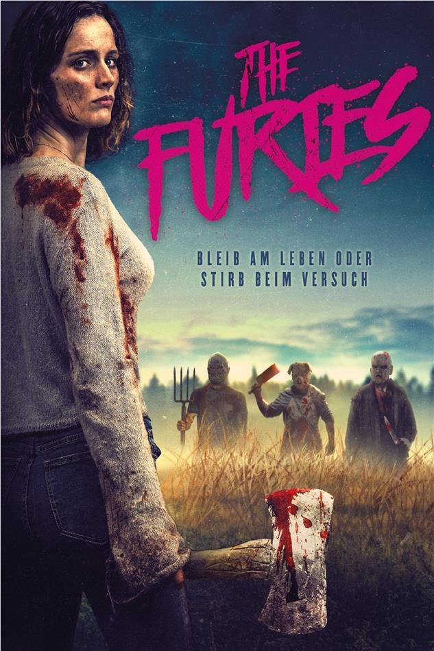 The Furies (2019) (Festivalfassung, Limited Edition, Mediabook, Uncut, Blu-ray + DVD)
