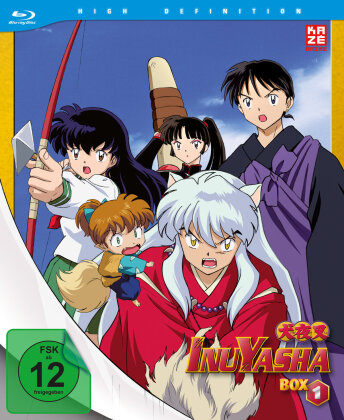 InuYasha - Box 1 (4 Blu-rays)