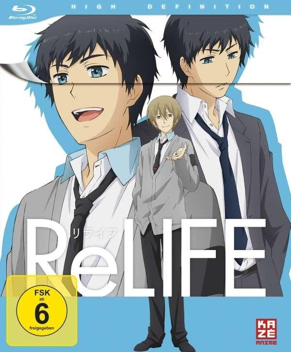 ReLIFE - Vol. 1 (+ Sammelschuber, Limited Edition)