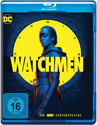 Watchmen - Ein HBO-Serienspecial (3 Blu-rays)