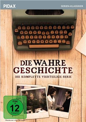 Die wahre Geschichte - Die komplette 4-teilige Serie (Pidax Serien-Klassiker)