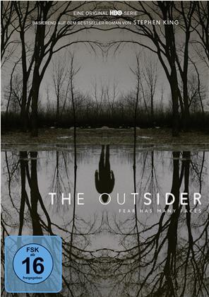 The Outsider - Staffel 1 (4 DVDs)