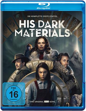 His Dark Materials - Staffel 1 (3 Blu-rays)