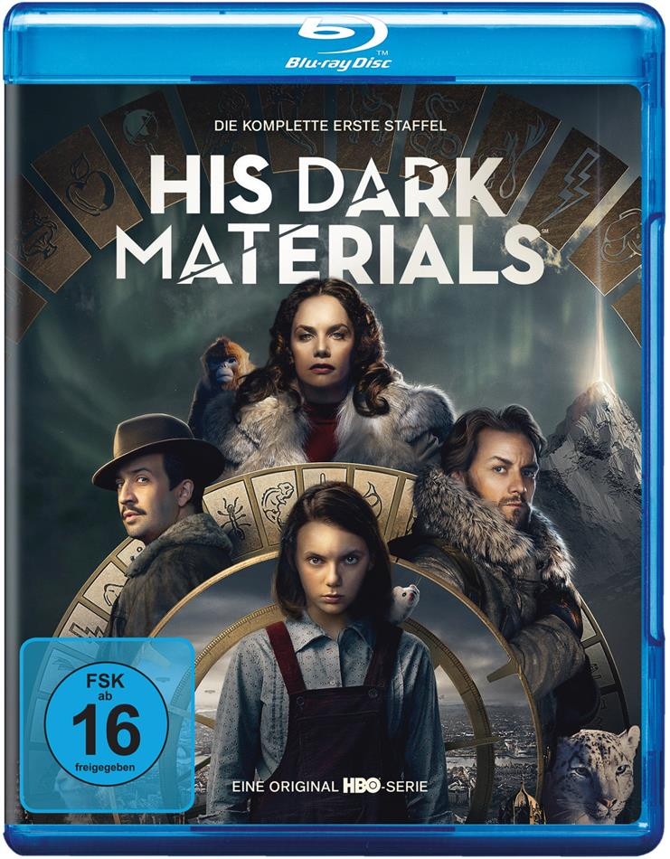 His Dark Materials - Staffel 1 (2 Blu-rays)