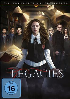 Legacies - Staffel 1 (3 DVDs)