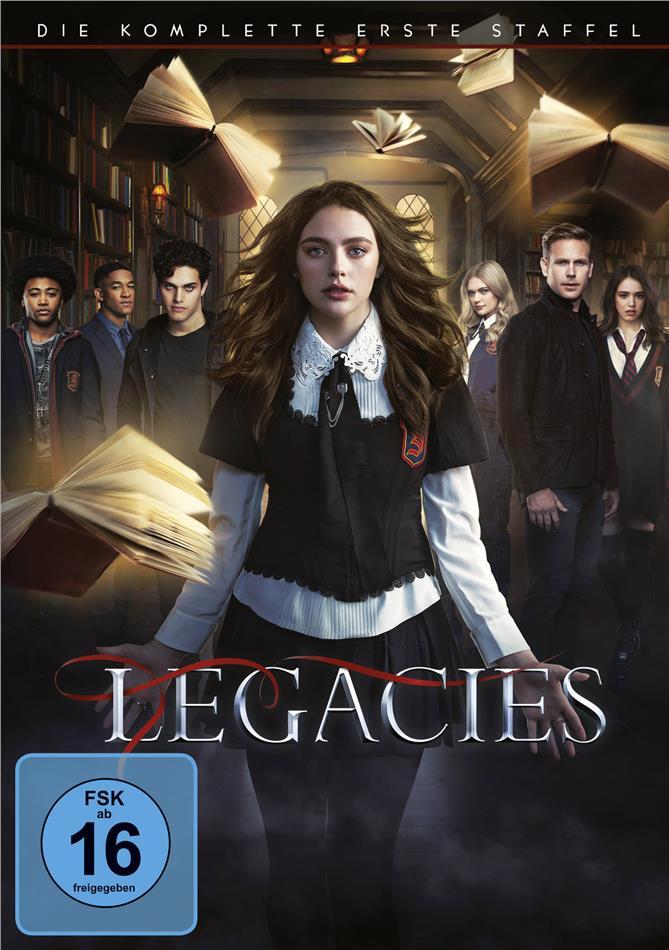 Legacies - Staffel 1 (3 DVDs)