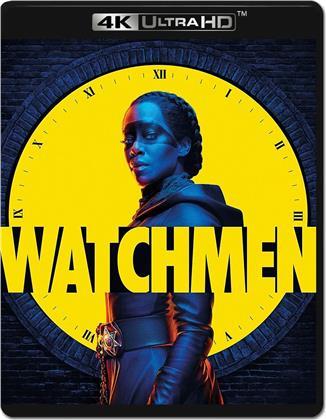 Watchmen - Die HBO Serie (3 4K Ultra HDs + 3 Blu-rays)