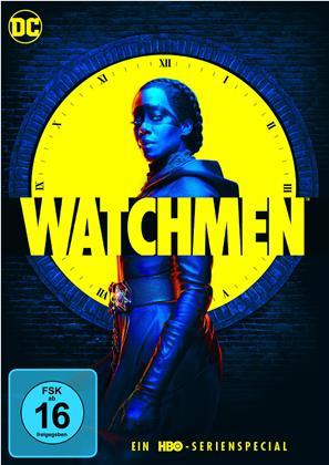Watchmen - Ein HBO-Serienspecial (3 DVDs)