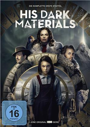 His Dark Materials - Staffel 1 (3 DVDs)