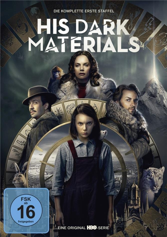 His Dark Materials - Staffel 1 (3 DVDs)