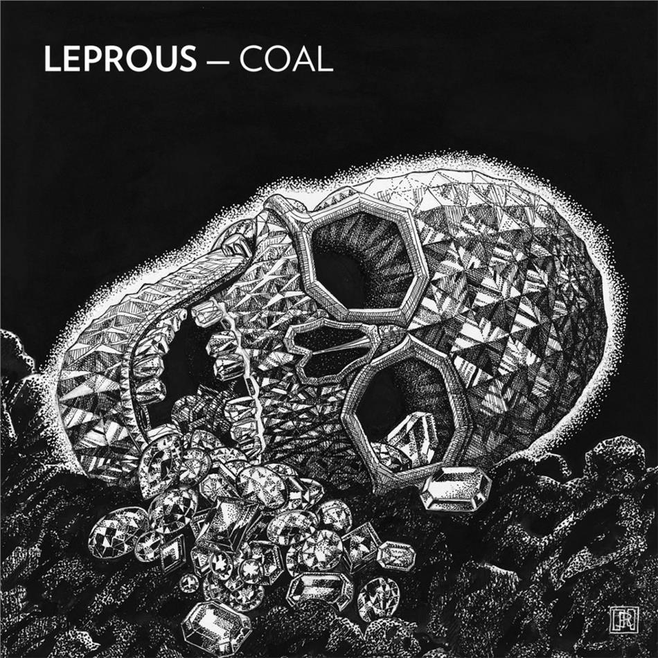 Leprous - Coal (2020 Reissue, inside Out, 3 LPs)
