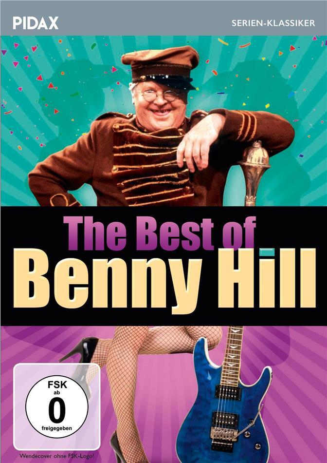 The Best of Benny Hill - Die besten Sketche des aberwitzigen Kultkomikers (Pidax Serien-Klassiker)