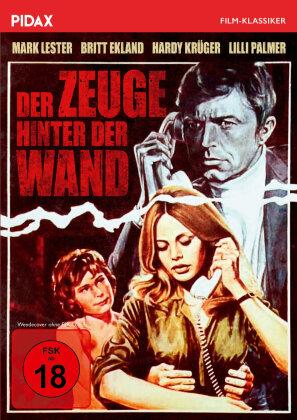 Der Zeuge hinter der Wand (1972) (Pidax Film-Klassiker)
