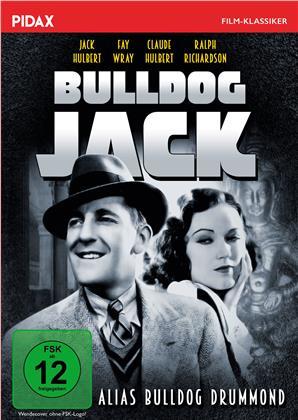 Bulldog Jack (1935) (Pidax Film-Klassiker, s/w)