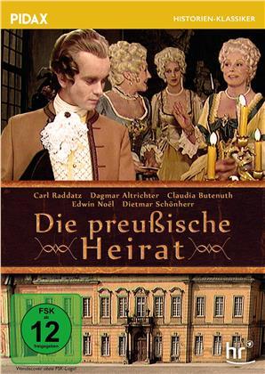 Die preussische Heirat (1974) (Pidax Historien-Klassiker)