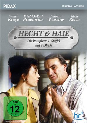 Hecht & Haie - Staffel 1 (Pidax Serien-Klassiker, 4 DVDs)