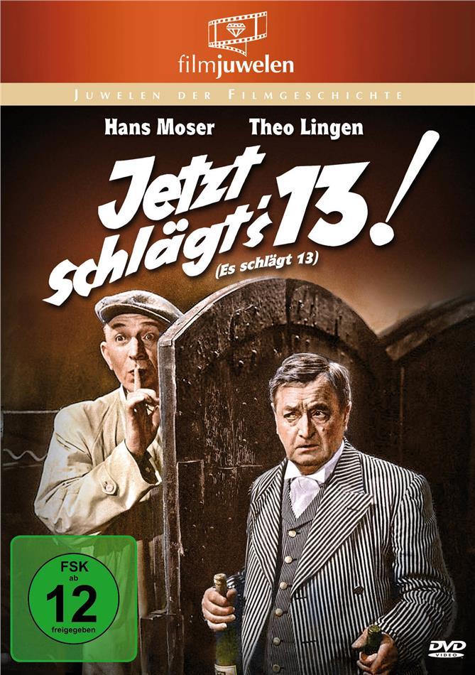 Jetzt schlägt's 13 (1950) (Filmjuwelen, n/b)