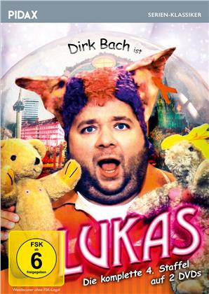 Lukas - Staffel 4 (Pidax Serien-Klassiker, 2 DVDs)