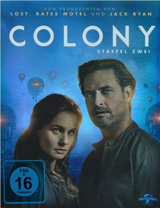 Colony - Staffel 2 (3 Blu-rays)