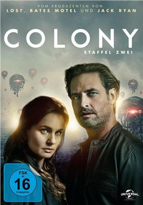 Colony - Staffel 2 (4 DVDs)