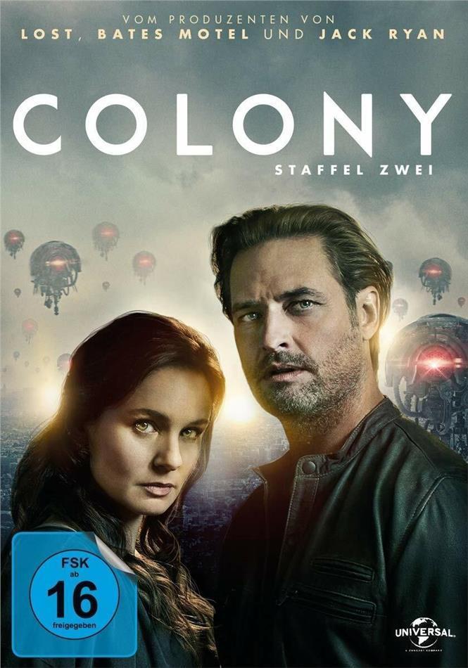 Colony - Staffel 2 (4 DVDs)
