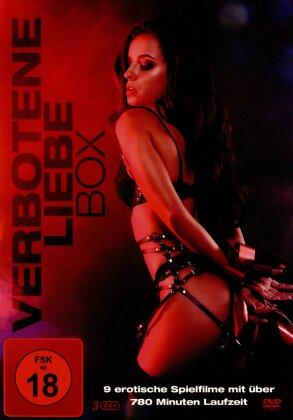 Verbotene Liebe Box - 9 Filme (3 DVDs)